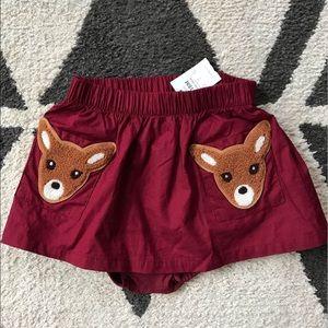 Genuine Kids Deer Skirt